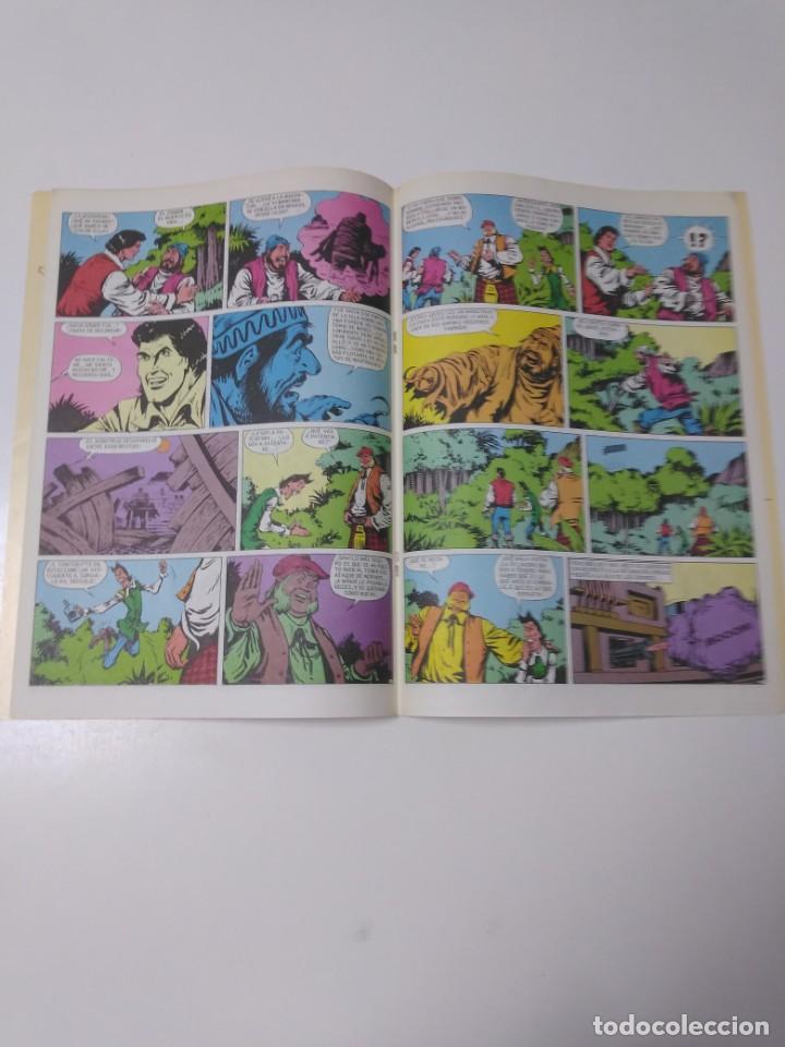 Tebeos: El Corsario de Hierro número 33 Edición Histórica 1989 Ediciones B 987 Ediciones B - Foto 5 - 211616279