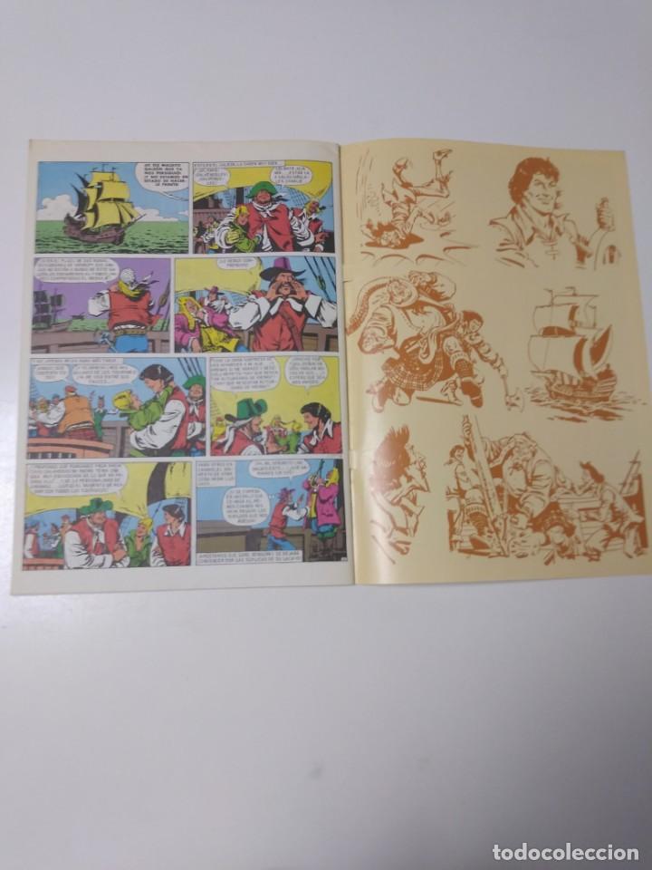 Tebeos: El Corsario de Hierro número 33 Edición Histórica 1989 Ediciones B 987 Ediciones B - Foto 6 - 211616279
