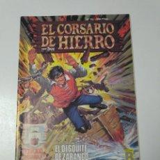 Tebeos: EL CORSARIO DE HIERRO NÚMERO 32 EDICIÓN HISTÓRICA 1989 EDICIONES B 987 EDICIONES B. Lote 211616460