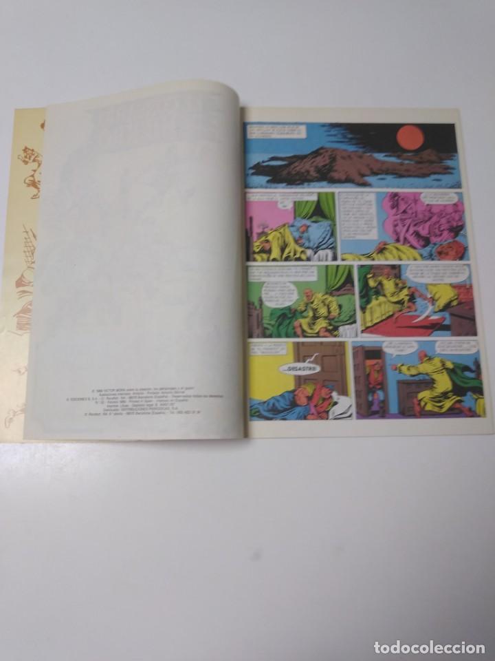 Tebeos: El Corsario de Hierro número 32 Edición Histórica 1989 Ediciones B 987 Ediciones B - Foto 4 - 211616460
