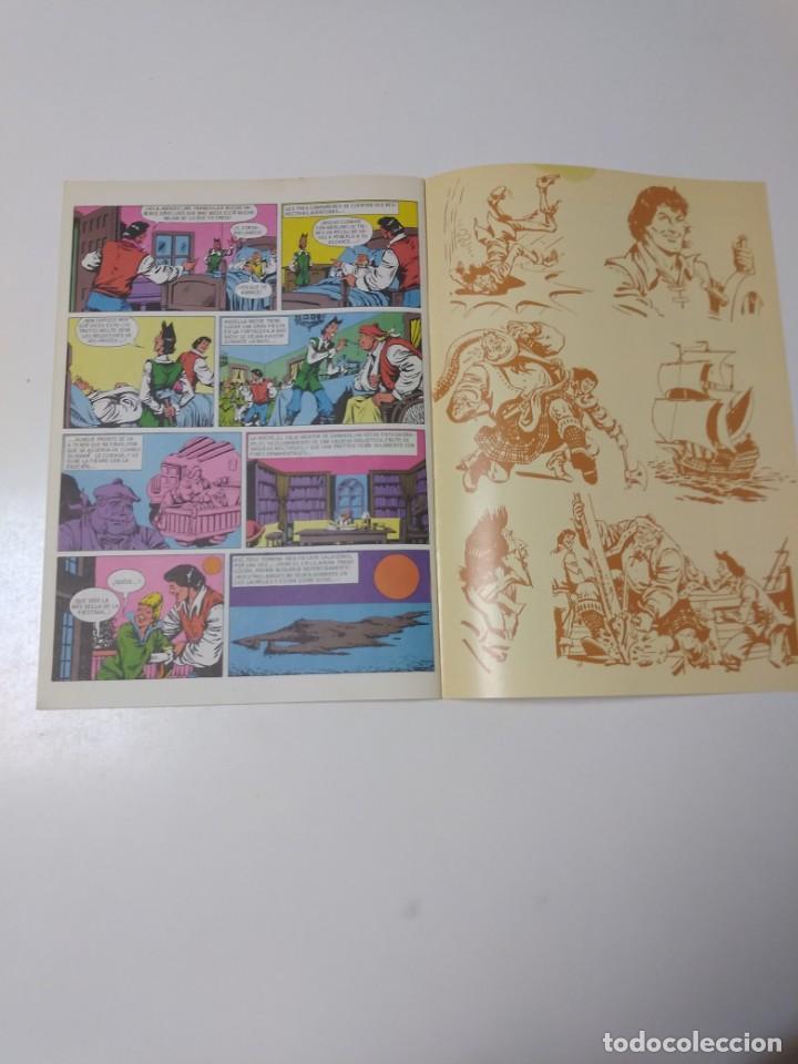 Tebeos: El Corsario de Hierro número 32 Edición Histórica 1989 Ediciones B 987 Ediciones B - Foto 6 - 211616460