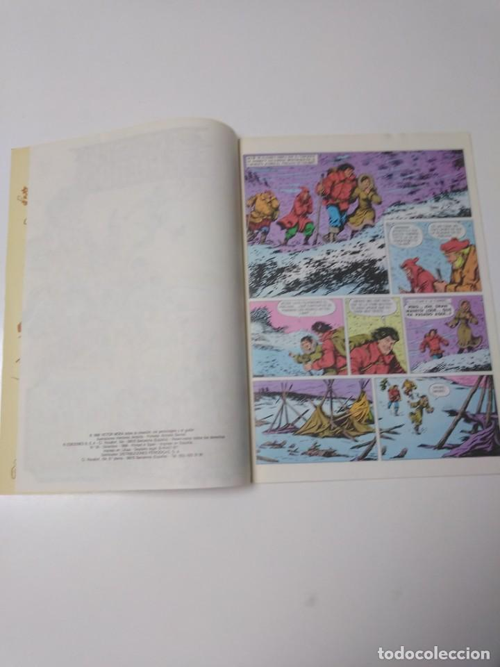 Tebeos: El Corsario de Hierro número 30 Edición Histórica 1989 Ediciones B 987 Ediciones B - Foto 4 - 211616746