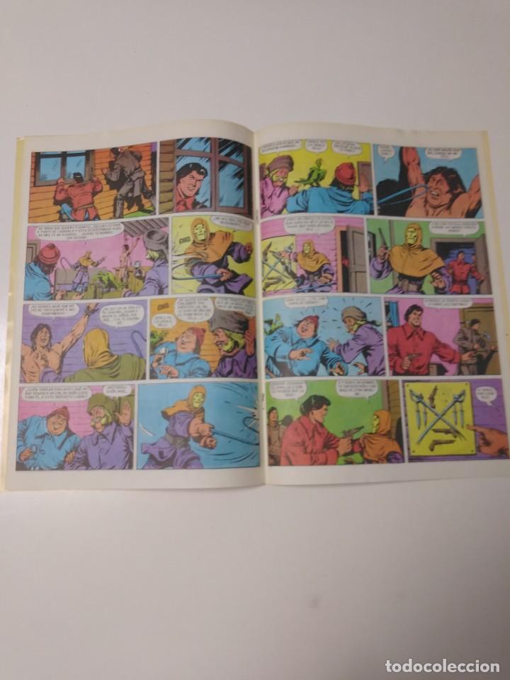 Tebeos: El Corsario de Hierro número 30 Edición Histórica 1989 Ediciones B 987 Ediciones B - Foto 5 - 211616746