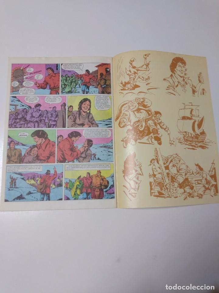 Tebeos: El Corsario de Hierro número 30 Edición Histórica 1989 Ediciones B 987 Ediciones B - Foto 6 - 211616746
