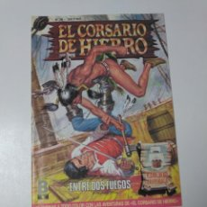 Tebeos: EL CORSARIO DE HIERRO NÚMERO 28 EDICIÓN HISTÓRICA 1988 EDICIONES B 1989 EDICIONES B 987 EDICIONES B. Lote 211617076