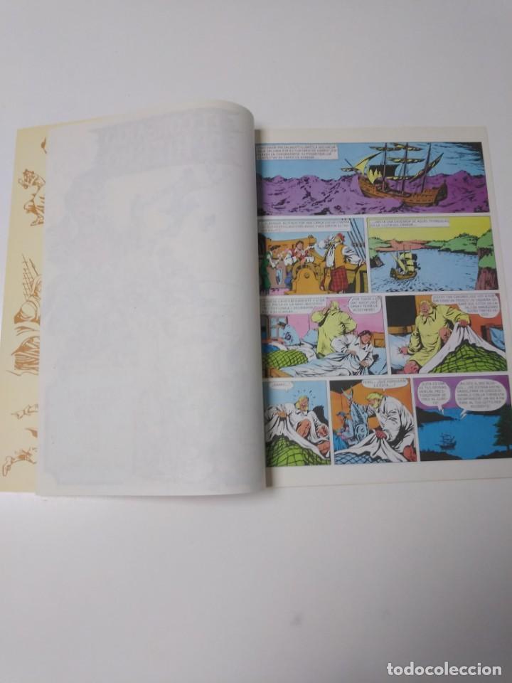 Tebeos: El Corsario de Hierro número 28 Edición Histórica 1988 Ediciones B 1989 Ediciones B 987 Ediciones B - Foto 4 - 211617076
