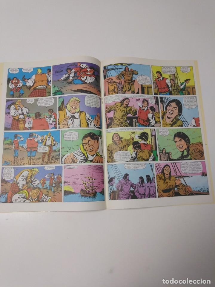 Tebeos: El Corsario de Hierro número 28 Edición Histórica 1988 Ediciones B 1989 Ediciones B 987 Ediciones B - Foto 5 - 211617076