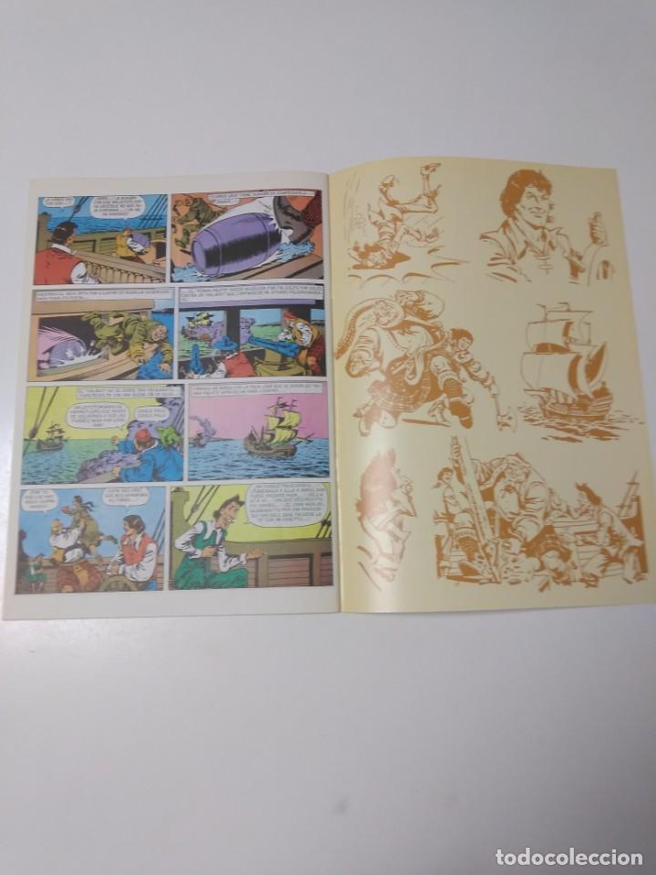 Tebeos: El Corsario de Hierro número 28 Edición Histórica 1988 Ediciones B 1989 Ediciones B 987 Ediciones B - Foto 6 - 211617076