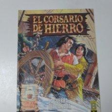 Tebeos: EL CORSARIO DE HIERRO NÚMERO 27 EDICIÓN HISTÓRICA 1988 EDICIONES B 1989 EDICIONES B 987 EDICIONES B. Lote 211617187
