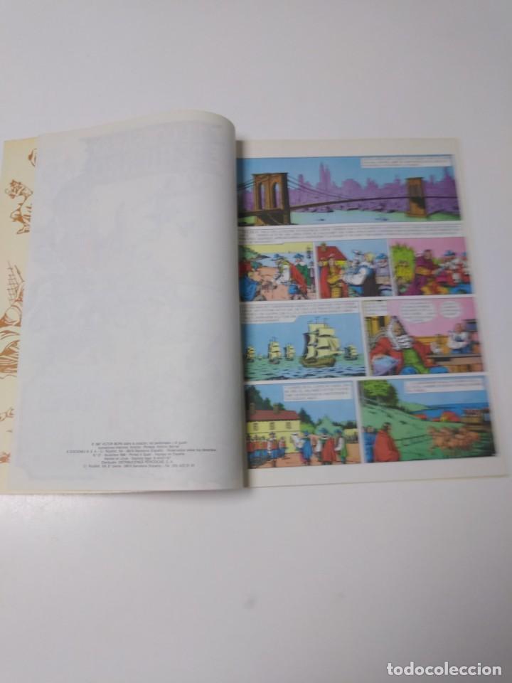 Tebeos: El Corsario de Hierro número 27 Edición Histórica 1988 Ediciones B 1989 Ediciones B 987 Ediciones B - Foto 4 - 211617187