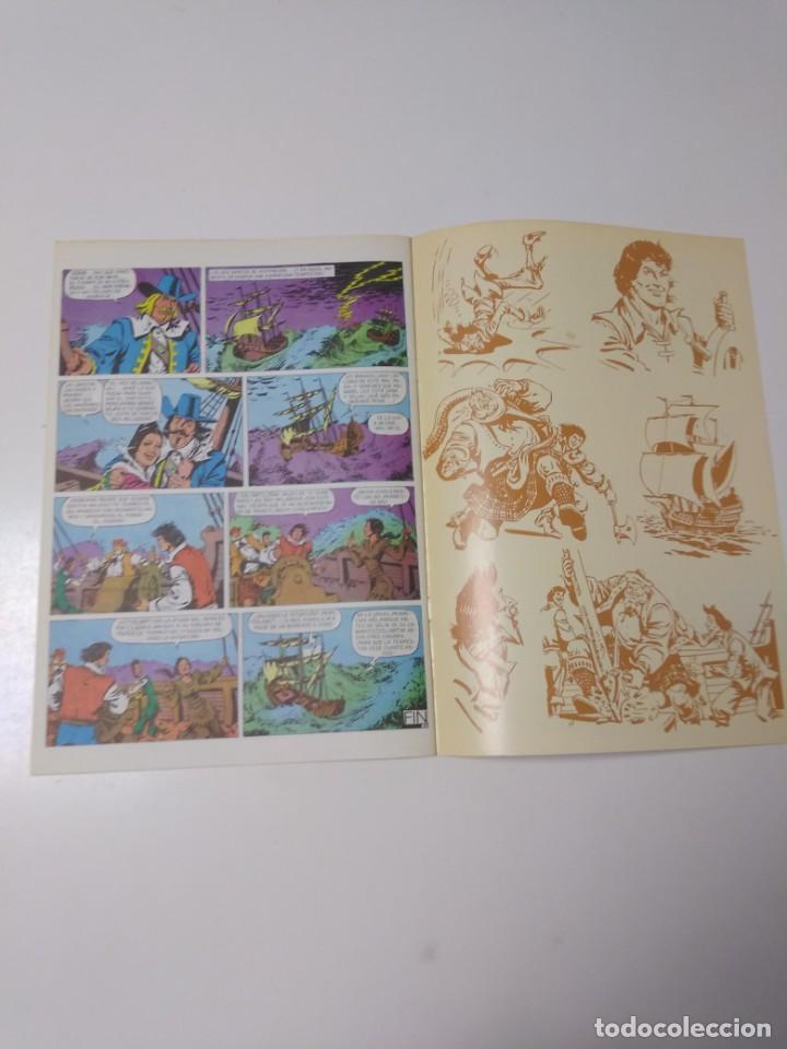 Tebeos: El Corsario de Hierro número 27 Edición Histórica 1988 Ediciones B 1989 Ediciones B 987 Ediciones B - Foto 6 - 211617187