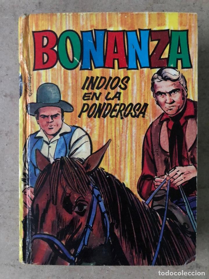 Tebeos: TELEINFANCIA: BONANZA N° 11 y 13. EDITORIAL BRUGUERA 1965 (1ª EDICIÓN). - Foto 3 - 211617315