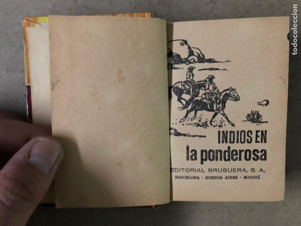 Tebeos: TELEINFANCIA: BONANZA N° 11 y 13. EDITORIAL BRUGUERA 1965 (1ª EDICIÓN). - Foto 5 - 211617315