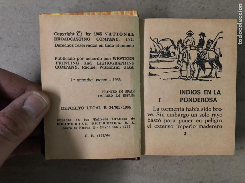 Tebeos: TELEINFANCIA: BONANZA N° 11 y 13. EDITORIAL BRUGUERA 1965 (1ª EDICIÓN). - Foto 6 - 211617315