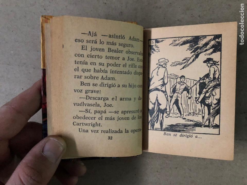 Tebeos: TELEINFANCIA: BONANZA N° 11 y 13. EDITORIAL BRUGUERA 1965 (1ª EDICIÓN). - Foto 7 - 211617315