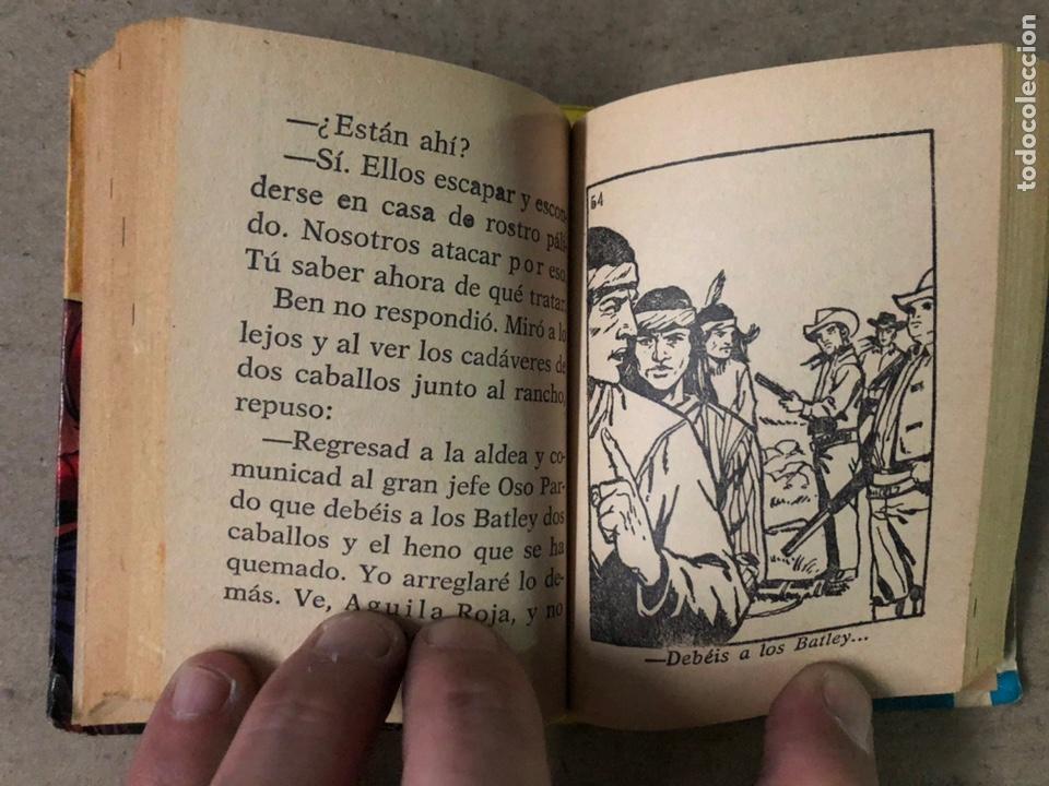 Tebeos: TELEINFANCIA: BONANZA N° 11 y 13. EDITORIAL BRUGUERA 1965 (1ª EDICIÓN). - Foto 8 - 211617315