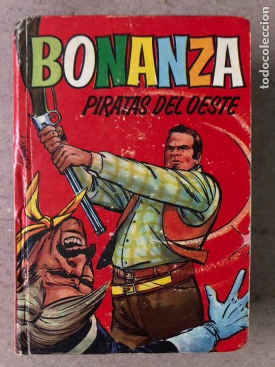 Tebeos: TELEINFANCIA: BONANZA N° 11 y 13. EDITORIAL BRUGUERA 1965 (1ª EDICIÓN). - Foto 11 - 211617315