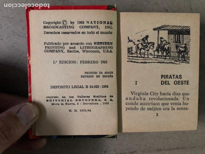 Tebeos: TELEINFANCIA: BONANZA N° 11 y 13. EDITORIAL BRUGUERA 1965 (1ª EDICIÓN). - Foto 14 - 211617315