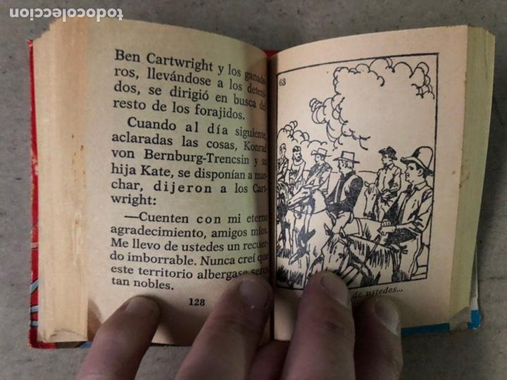 Tebeos: TELEINFANCIA: BONANZA N° 11 y 13. EDITORIAL BRUGUERA 1965 (1ª EDICIÓN). - Foto 16 - 211617315