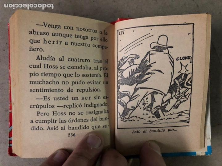 Tebeos: TELEINFANCIA: BONANZA N° 11 y 13. EDITORIAL BRUGUERA 1965 (1ª EDICIÓN). - Foto 17 - 211617315