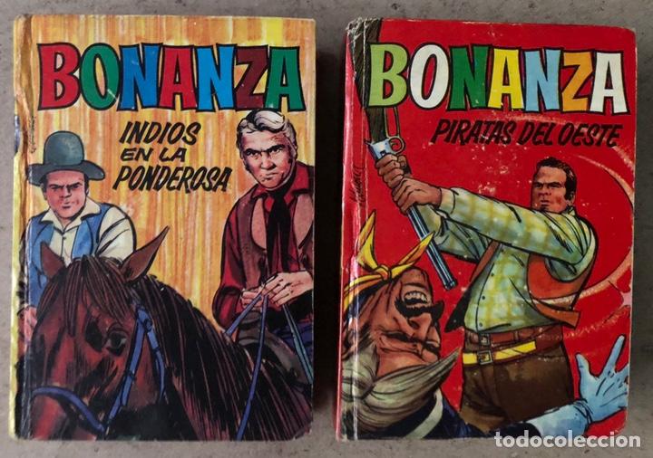 TELEINFANCIA: BONANZA N° 11 Y 13. EDITORIAL BRUGUERA 1965 (1ª EDICIÓN). (Tebeos y Comics - Bruguera - Otros)