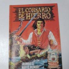 Tebeos: EL CORSARIO DE HIERRO NÚMERO 26 EDICIÓN HISTÓRICA 1988 EDICIONES B 1989 EDICIONES B 987 EDICIONES B. Lote 211617327
