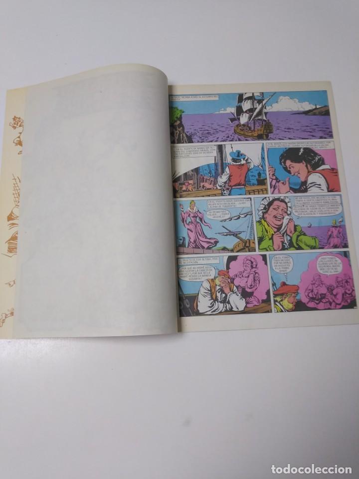 Tebeos: El Corsario de Hierro número 26 Edición Histórica 1988 Ediciones B 1989 Ediciones B 987 Ediciones B - Foto 4 - 211617327