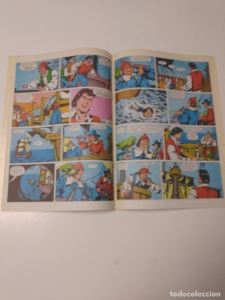 Tebeos: El Corsario de Hierro número 26 Edición Histórica 1988 Ediciones B 1989 Ediciones B 987 Ediciones B - Foto 5 - 211617327