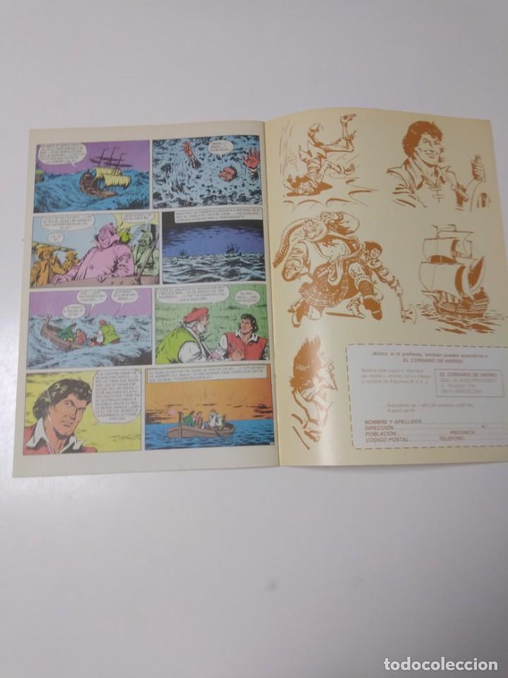 Tebeos: El Corsario de Hierro número 26 Edición Histórica 1988 Ediciones B 1989 Ediciones B 987 Ediciones B - Foto 6 - 211617327