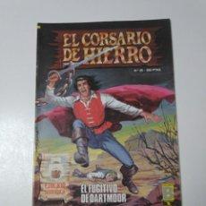 Tebeos: EL CORSARIO DE HIERRO NÚMERO 25 EDICIÓN HISTÓRICA 1988 EDICIONES B 1989 EDICIONES B 987 EDICIONES B. Lote 211617427