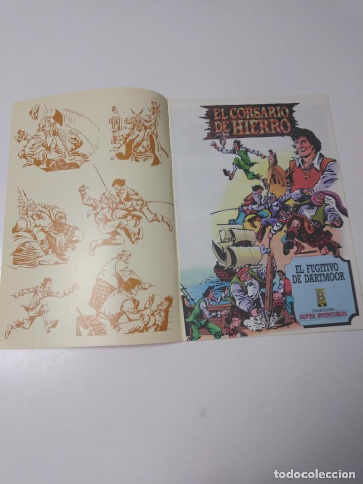 Tebeos: El Corsario de Hierro número 25 Edición Histórica 1988 Ediciones B 1989 Ediciones B 987 Ediciones B - Foto 3 - 211617427
