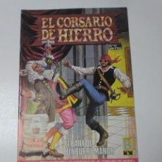 Tebeos: EL CORSARIO DE HIERRO NÚMERO 24 EDICIÓN HISTÓRICA 1988 EDICIONES B 1989 EDICIONES B 987 EDICIONES B. Lote 211617567