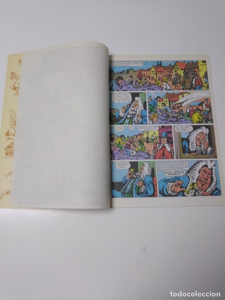 Tebeos: El Corsario de Hierro número 24 Edición Histórica 1988 Ediciones B 1989 Ediciones B 987 Ediciones B - Foto 4 - 211617567