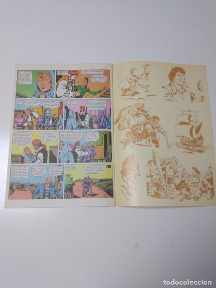 Tebeos: El Corsario de Hierro número 24 Edición Histórica 1988 Ediciones B 1989 Ediciones B 987 Ediciones B - Foto 6 - 211617567