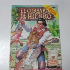 Tebeos: EL CORSARIO DE HIERRO NÚMERO 23 EDICIÓN HISTÓRICA 1988 EDICIONES B 1989 EDICIONES B 987 EDICIONES B. Lote 211617694