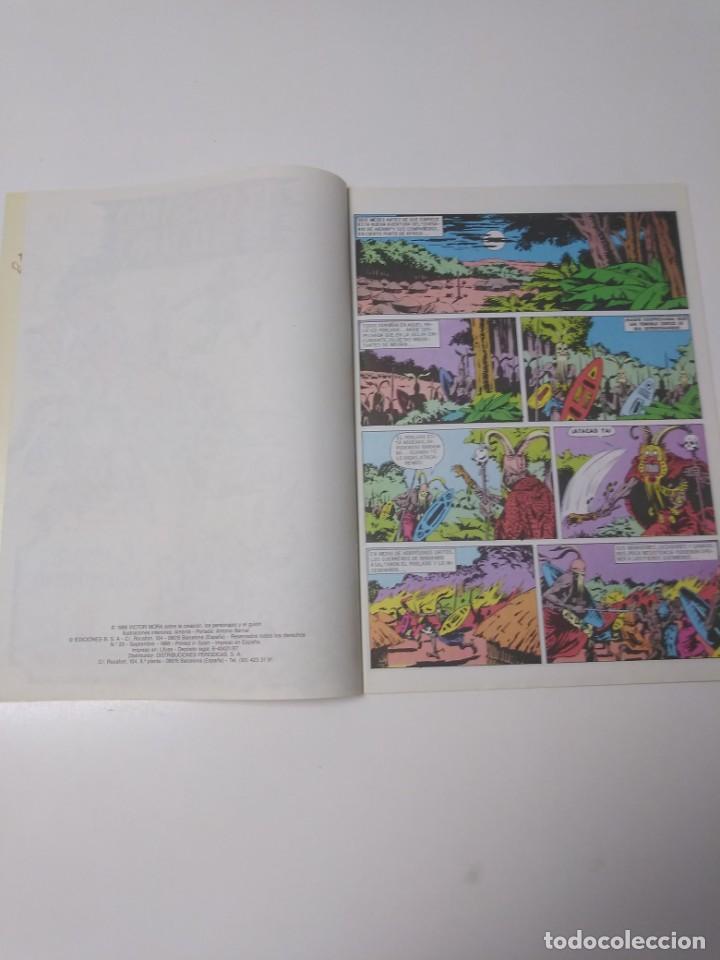 Tebeos: El Corsario de Hierro número 23 Edición Histórica 1988 Ediciones B 1989 Ediciones B 987 Ediciones B - Foto 4 - 211617694