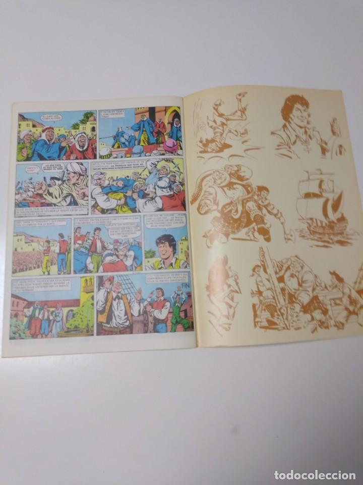 Tebeos: El Corsario de Hierro número 22 Edición Histórica 1988 Ediciones B 1989 Ediciones B 987 Ediciones B - Foto 6 - 211617830