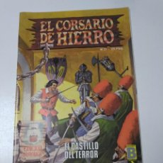 Tebeos: EL CORSARIO DE HIERRO NÚMERO 21 EDICIÓN HISTÓRICA 1988 EDICIONES B 1989 EDICIONES B 987 EDICIONES B. Lote 211617971