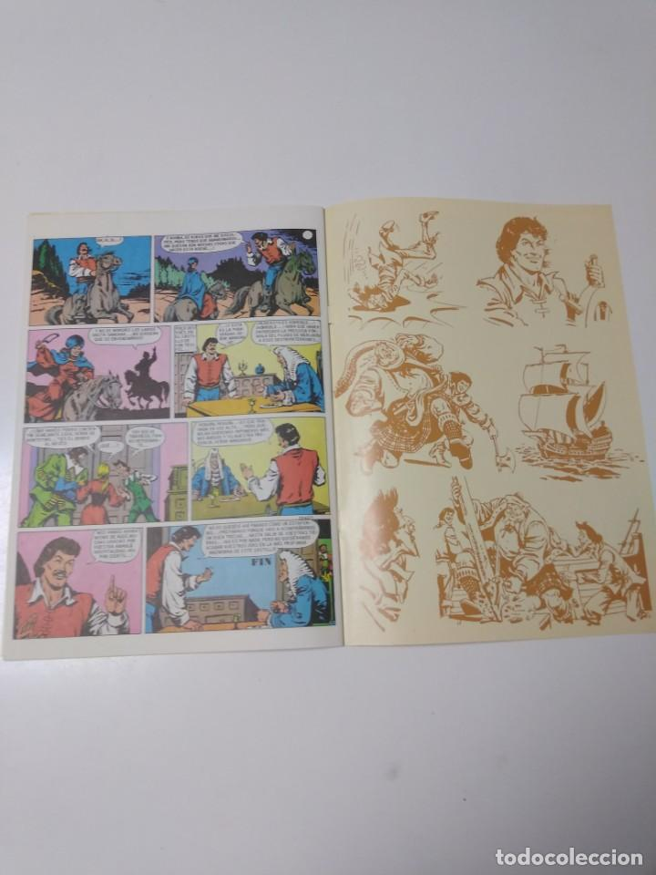 Tebeos: El Corsario de Hierro número 21 Edición Histórica 1988 Ediciones B 1989 Ediciones B 987 Ediciones B - Foto 6 - 211617971