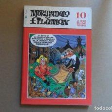 Tebeos: MORTADELO Y FILEMÓN - BIBLIOTECA EL MUNDO Nº 10. Lote 211618509