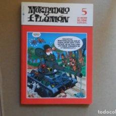 Tebeos: MORTADELO Y FILEMÓN - BIBLIOTECA EL MUNDO Nº 5. Lote 211618536
