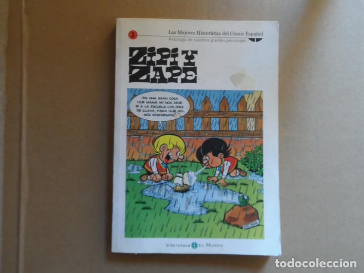 ZIPI ZAPE - BIBLIOTECA EL MUNDO Nº 2 (Tebeos y Comics - Bruguera - Otros)