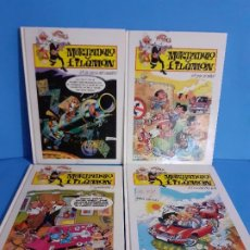 Tebeos: LOTE COMICS MORTADELO Y FILEMON EDITORIAL PLURAL.. Lote 211628759