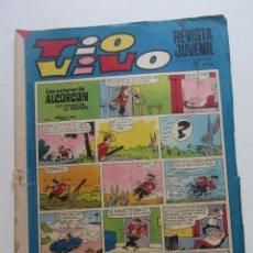 Tebeos: TIO VIVO - Nº 595 - EDITORIAL BRUGUERA . CX60. Lote 211652193