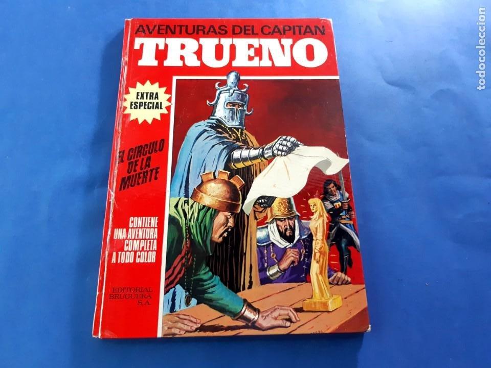 TRUENO COLOR ÁLBUM ROJO Nº 8 (Tebeos y Comics - Bruguera - Capitán Trueno)