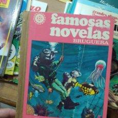 Tebeos: FAMOSAS NOVELAS, ED BRUGUERA. CO-324. Lote 211684793