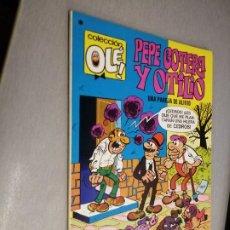 Tebeos: COLECCIÓN OLÉ Nº 82: PEPE GOTERA Y OTILIO / BRUGUERA 3ª EDICIÓN 1978. Lote 211691264