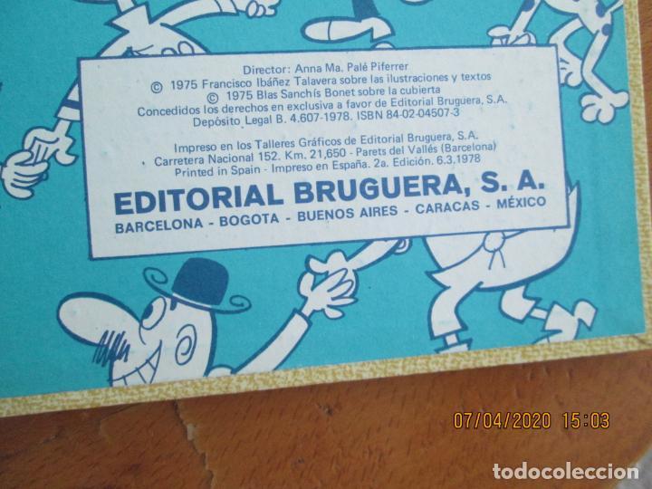 Tebeos: SUPER HUMOR VOLUMEN IV - 360 PAGINAS DE PEPE GOTERA , MORTADELO ETC BRUGUERA 1978 2ª EDC - Foto 3 - 211693380