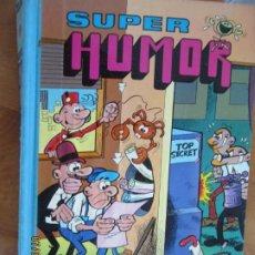 Tebeos: SUPER HUMOR VOLUMEN IV - 360 PAGINAS DE PEPE GOTERA , MORTADELO ETC BRUGUERA 1978 2ª EDC. Lote 211693380