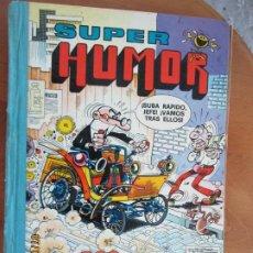 Tebeos: SUPER HUMOR VOLUMEN XXI - MORTADELO Y FILEMON 360 PAGINAS 1ª EDC 1978. Lote 211694321